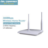 COMFAST CF-WR623N 300Mbps 2.4GHz Strong Signal coverage for 120 square metersWireless Home Router With 2*5dBi External Antennas