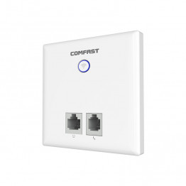 COMFAST CF-E537AC Wall Embedded Wireless AP Router 750M 80mw Output Wall WIFI Router Panel Socket 802.11a/n/ac dual band router