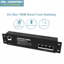New ~ Comfast AC Wifi Load balancing Gateway Routing Core Gateway Multi Wan Wi fi Roaming Access AC Router 650Mhz CPU
