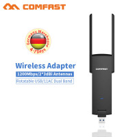 1200Mbps Comfast CF-926AC Dual Band 2.4G&5G AC router Wireless Signal USB3.0 WiFi Speed Adapter Extender External Network Cards